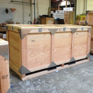 custom shipping crates