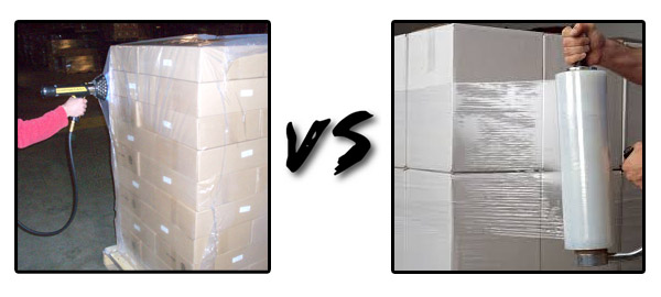 beyond the crate the difference between shrink wrap and stretch